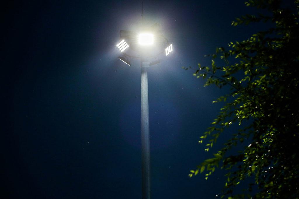 наружное освещение сгау
